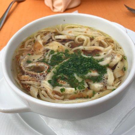 Gotzens, Αυστρία: Cafe Restaurant Klammhutte