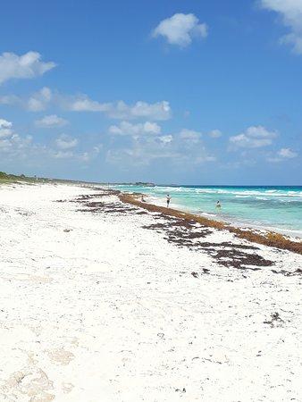 Playa de San Martin: Playa San Martin - not many people