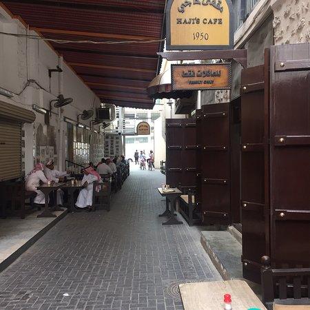 Typical Bahraini food