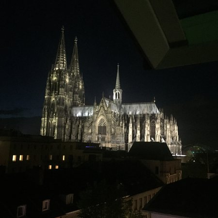 CityClass Hotel Residence am Dom : 601 View from room