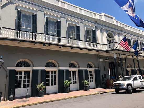 Bourbon Orleans Hotel: It's a very large hotel