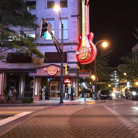 Menu Hard Rock Cafe Atlanta