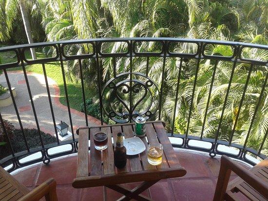 Casa Velas: Balcony room 310