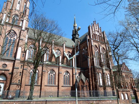 Bazylika katedralna św. Michała Archanioła i św. Floriana Męczennika