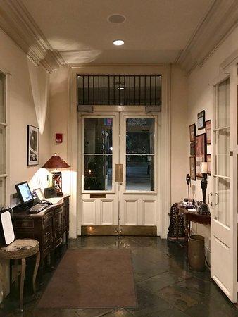 Muriel's Jackson Square: Inside the restaurant