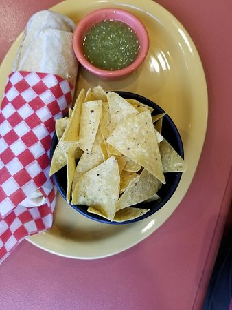 Chilangos Mexican Restaurant: supper