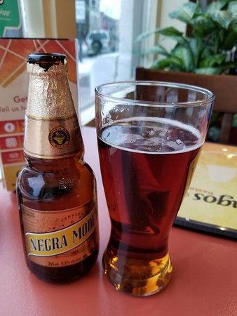 Chilangos Mexican Restaurant: great beer
