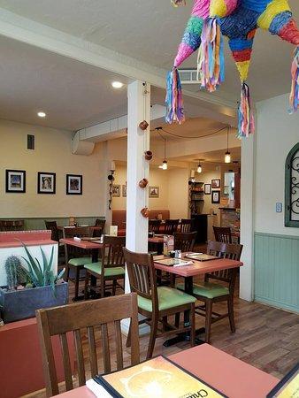 Chilangos Mexican Restaurant: inside