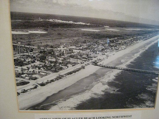 Flagler Beach Historical Museum Picture Of Old At The