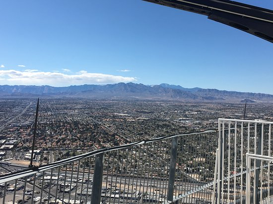 Las Vegas Vacation Highlight? The Stratosphere Hotel