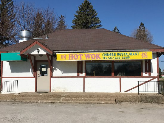 Dodge Center, MN: Hot Wok
