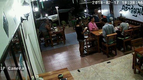 Ban Dung, Tailândia: One evening