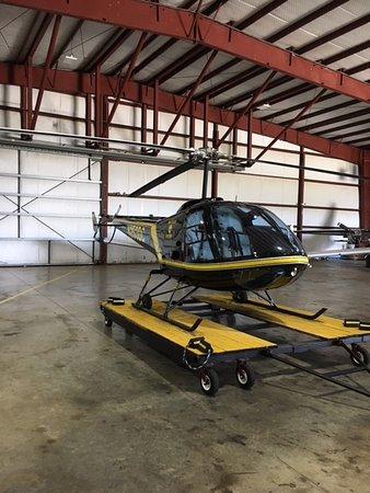Lebanon, OH: Enstrom helicopter