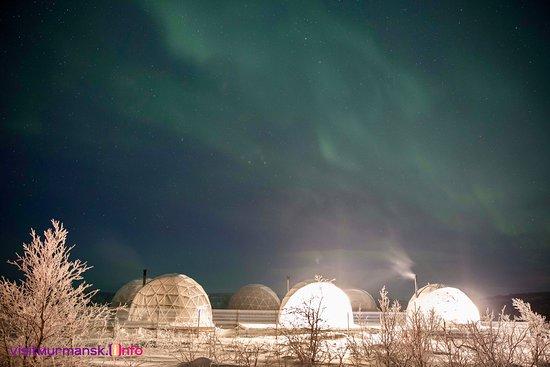 Teriberka, รัสเซีย: Aurora Village Murmansk