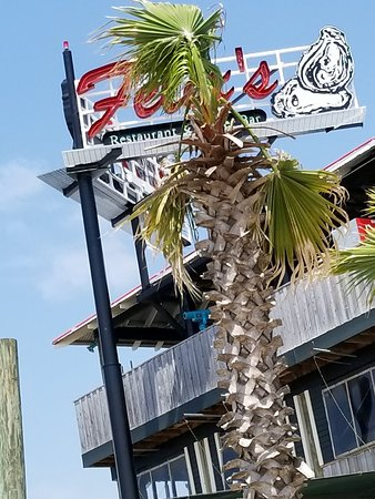 Fabulous coast restaurant