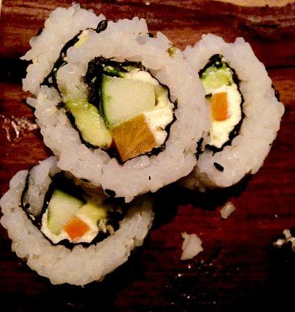 Tola, Nicaragua: sushi!