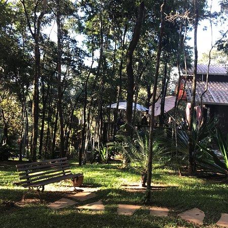 Sao Sebastiao das Aguas Claras, MG: Campagne Restaurante