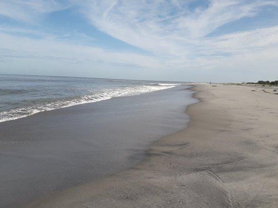 Punta Chame, Panama: strand ist nichts schönes entweder müll oder sandflöhe