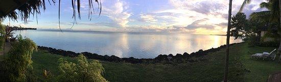 Cape Fatuosofia, Samoa: View from Room 10