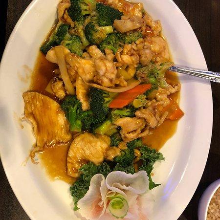 Bluefish Chinese restaurant