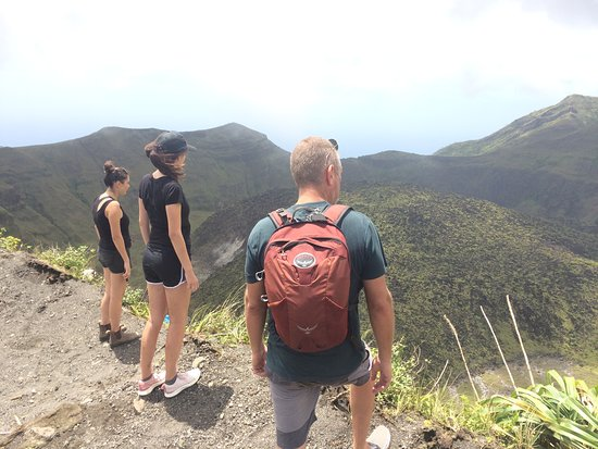 La Soufriere Cross Country Trail Picture