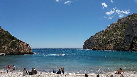 Playa La Granadella