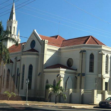 Igreja Divino Espírito Santo, a igreja matriz de Ipameri