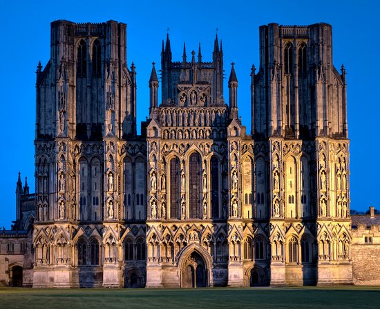 ‪Wells Cathedral‬