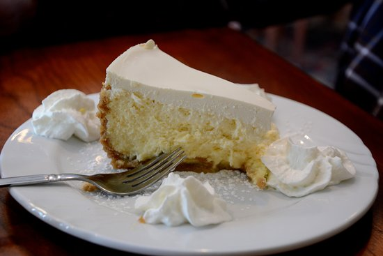 Flint Hill, VA: Lemon Cheesecake
