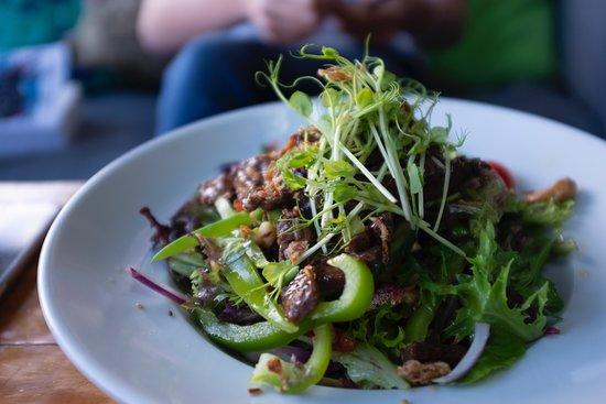 Boyup Brook, Australia: Thai Beef Salad