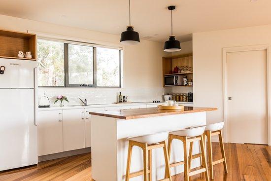 Hamilton, Australia: 2bedroom cottage kitchen