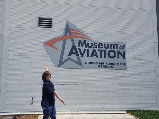 Museum of Aviation: 20180429_131810_large.jpg