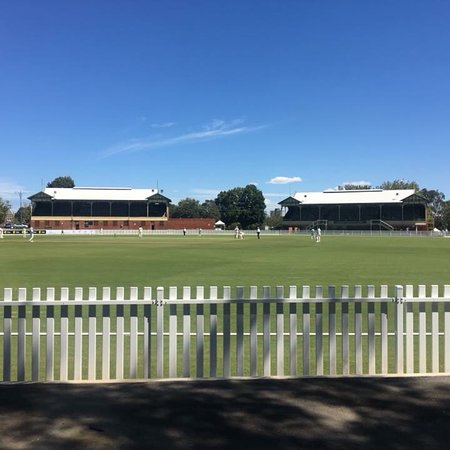 St Kilda, Austrália: Junction Oval