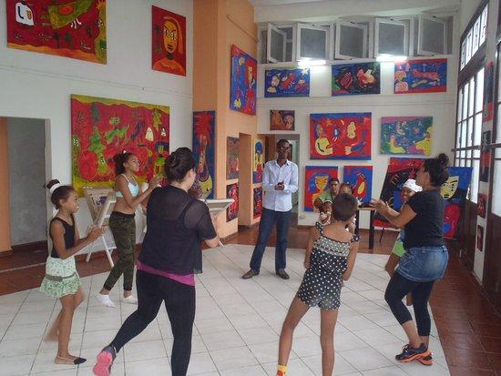 Galeria Lilia Estudio Taller Aties