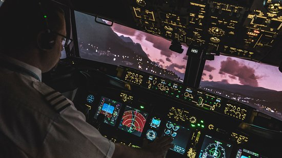 Jet Sim School
