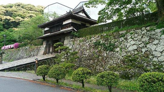 Saiki Castle Sannomaru Yagura Gate