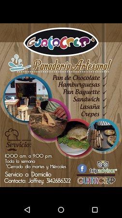 Guatacrêp': flyers