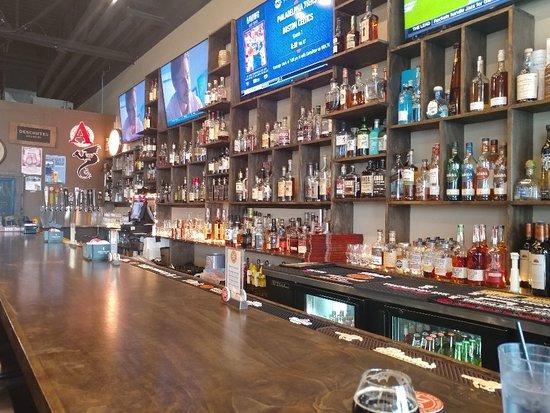 Bookmakers Burgers Bourbon Brews, Aurora - Restaurant