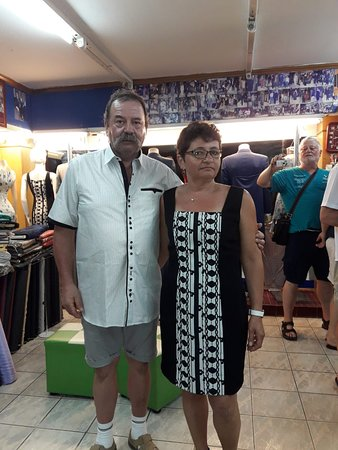 New Boss Custom Tailor: Happy customers