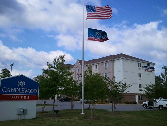 Candlewood Suites Greenville NC: Exterior