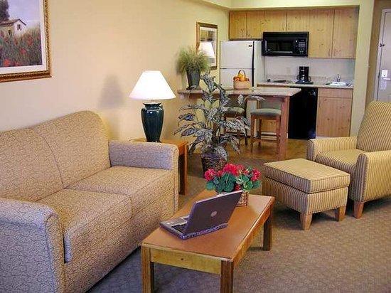 Homewood Suites by Hilton Boston-Peabody: Suite