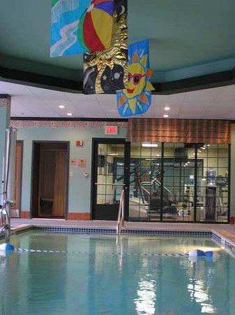 Homewood Suites by Hilton Boston-Peabody: Recreation