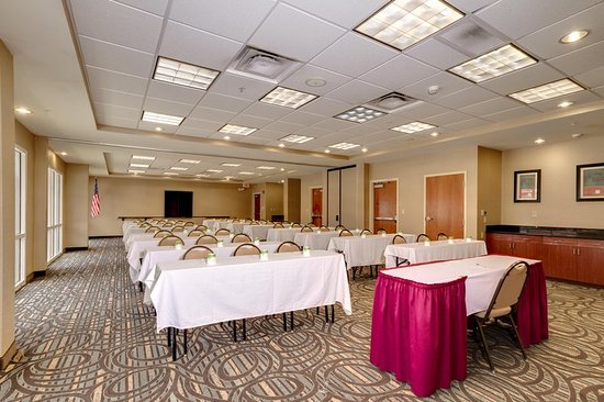 Hampton Inn & Suites Cape Coral/Fort Myers Area: Meeting room