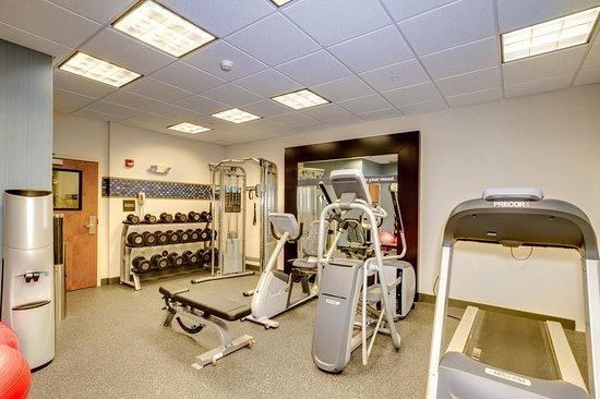 Hampton Inn & Suites Cape Coral/Fort Myers Area: Health club