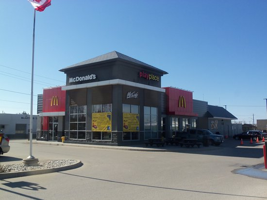 Hanover's McDonald's taken April 2018.