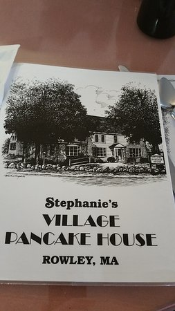 Rowley, MA: If you like pancakes, you should stop here.