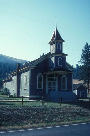 Kamiah, ID: First Indian Presbyterian Church