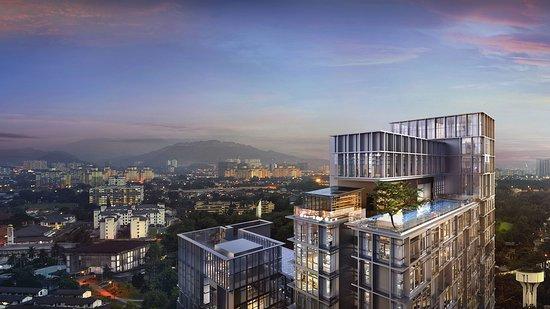 Luxury Expressionz Suites Kuala Lumpur T2 KualaLumpur Malaysia