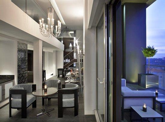 Le Meridien Istanbul Etiler: Bar/Lounge