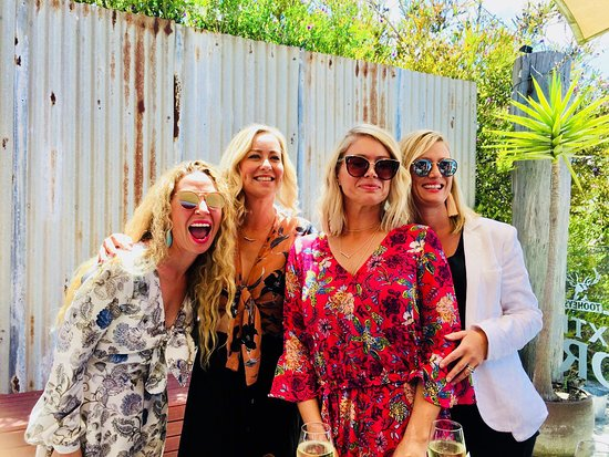 Buderim, Australia: Girls Gourmet weekend in South Australia.